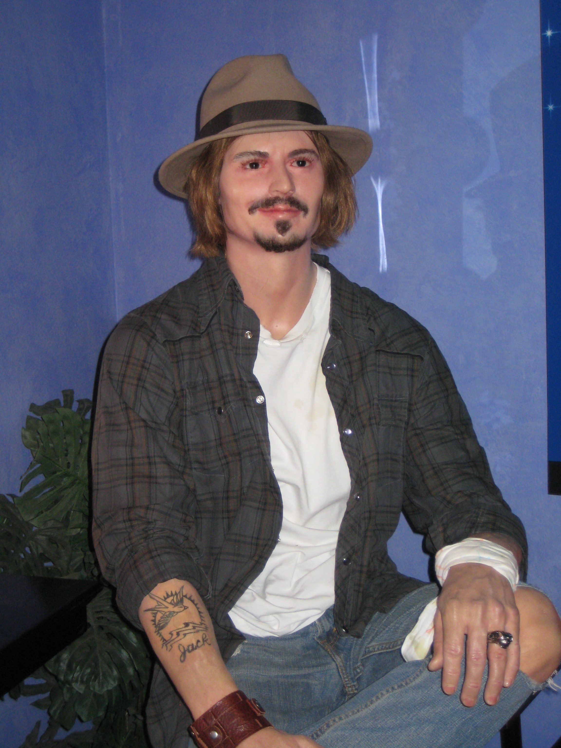 ablog tussauds johnny depp Anime Show. List Of Hentai